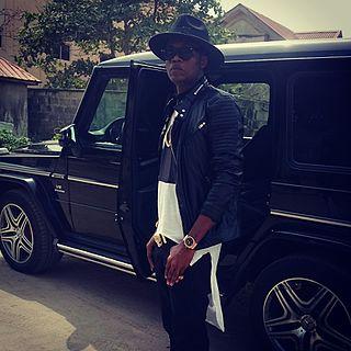 Da Emperor Indigenous rapper and actor from Nigeria