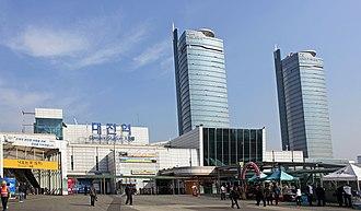 Daejeon - Daejeon Station.