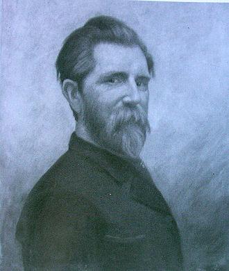 Hans Dahl - Image: Dahl Hans Selbstportrait