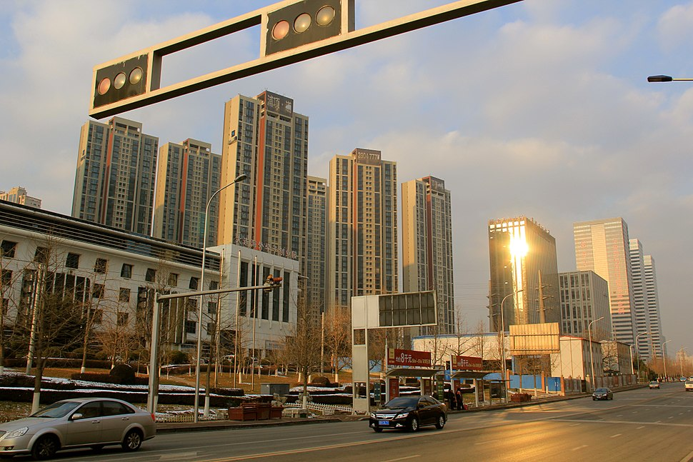 Dalian hi-tech zone