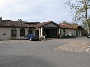 Dalziel Park - The Hotel and Conference Centre at Dalziel Park.