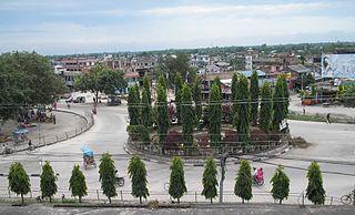 Damak Municipality in Eastern, Nepal