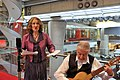Dame Emma Kirkby - the first live performance to be filmed in the BBC's New Broadcasting House (28621007007).jpg