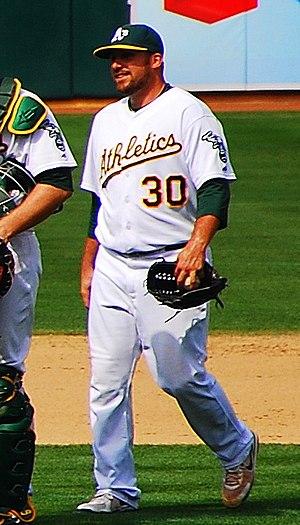 Dana Eveland - Eveland with the Oakland Athletics in 2009
