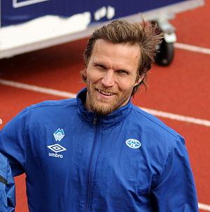 Daniel Berg Hestad - Hestad training with Molde in 2013