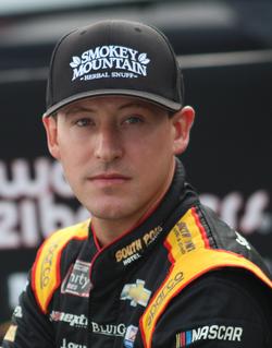 Daniel Hemric American stock car racing driver