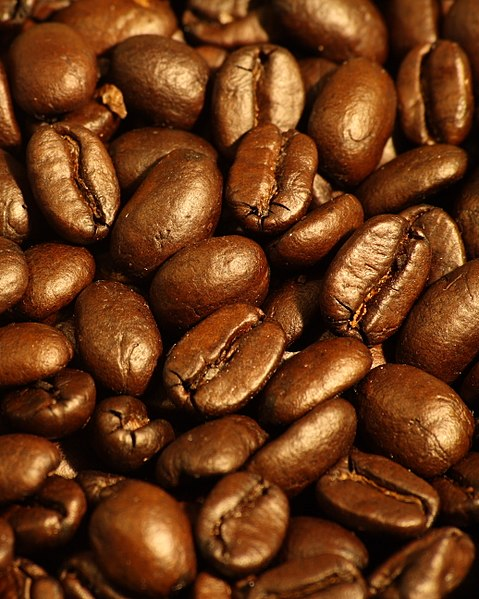 Fájl:Dark roasted espresso blend coffee beans 2.jpg