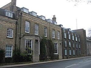 Newnham Grange - Darwin College