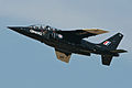 Dassault-Dornier Alpha Jet A ZJ646 (9529312606).jpg