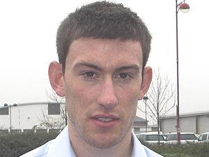 David Jones (footballer, born 1984) - Jones in 2006