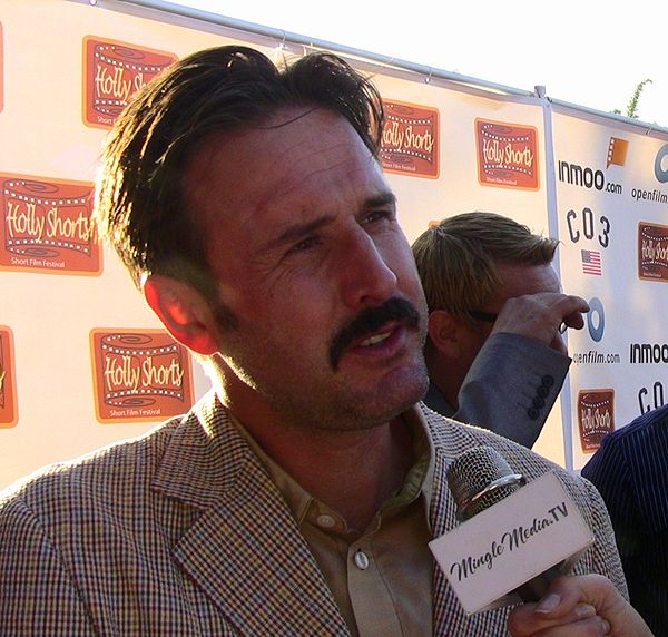 Photo David Arquette via Wikidata