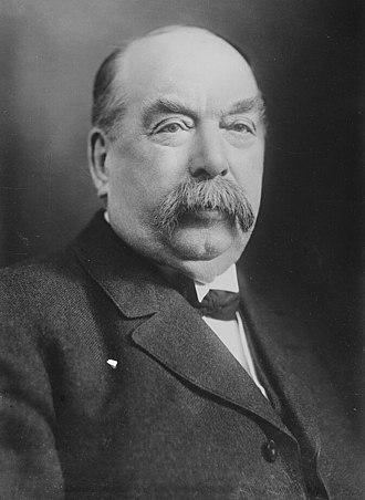 David Baird Sr. - Image: David Baird, Sr. in 1918