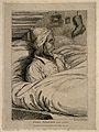 David Ferguson, aged 123. Etching by T. Landseer, 1817, afte Wellcome V0007087.jpg