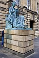 David Hume Memorial in Edinburgh 07.jpg