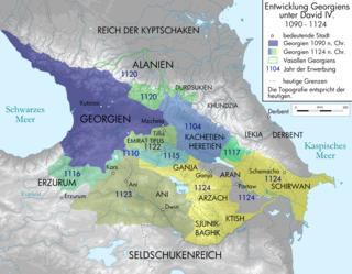 Siege of Tbilisi (1122)
