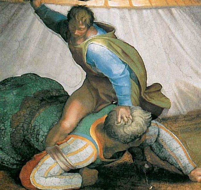 David und Goliath (Michelangelo)