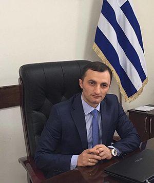 Davit Gabaidze - Image: Davit Gabaidze