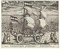 De zeilwagen van Simon Stevin, 1602, RP-P-OB-80.577.jpg