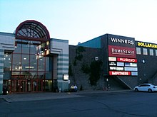 List of small shopping centres in montreal wikipedia