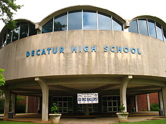 Decatur, Georgia - Decatur High School
