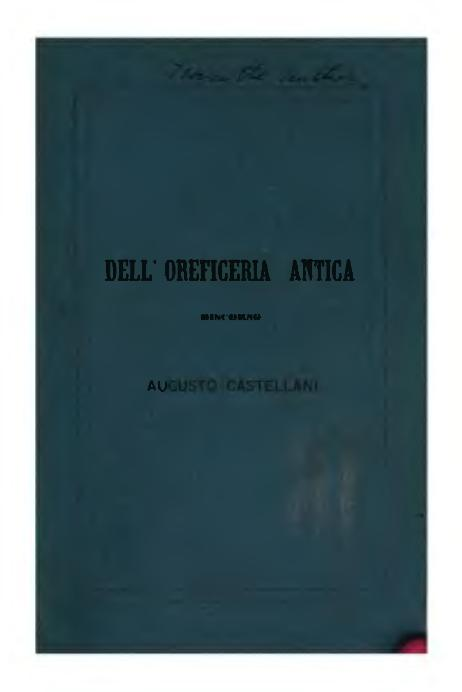 File:Dell'oreficeria antica.djvu
