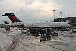 Delta N918DH McDonnell-Douglas MD-90 (24086870478).jpg