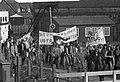 Demonstratie tegen sluiting Philips Usfa in Helmond overzicht demonstrantie, Bestanddeelnr 927-1125.jpg