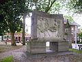 Denkmal für die Gefallenen des Ersten Weltkrieges (Aurich), Joseph Hammerschmidt (September 2015) (4).JPG