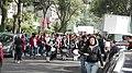 Desfile Día de la Independencia CDMX colonia Álamos 4.jpg