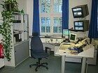 Desk of a Police sergeant in Munich, Germany.jpg