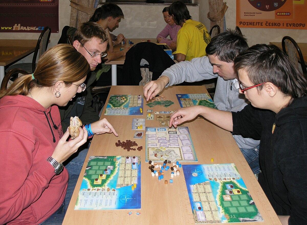 Un juego de jovenes - 1 part 7