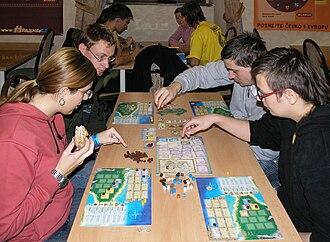 Un juego de jovenes - 2 part 10