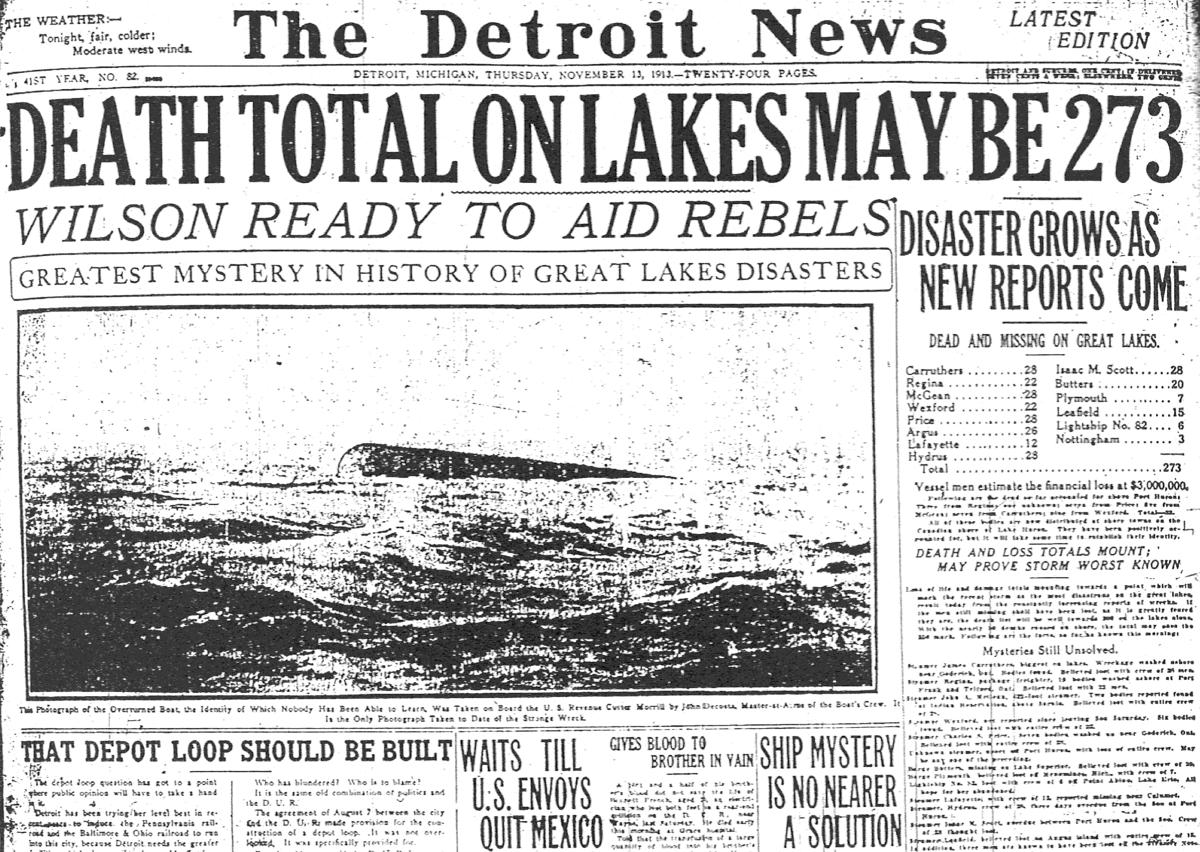 november 1913