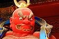 Deva king, Nioumon gate, Taiyuin temple (3809511247).jpg