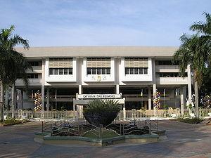 Governance and law of Penang - The Dewan Sri Penang
