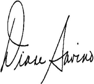 Diane Savino - Image: Diane Savino signature