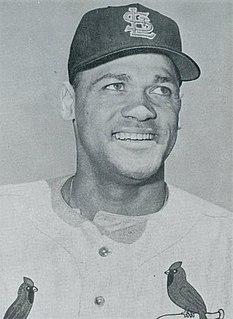 Dick Ricketts American baseball and basketball player