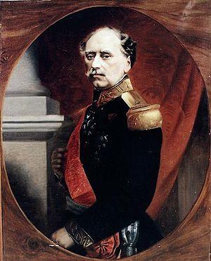 Dimitrios Kallergis - Kallergis in military uniform as a Major General