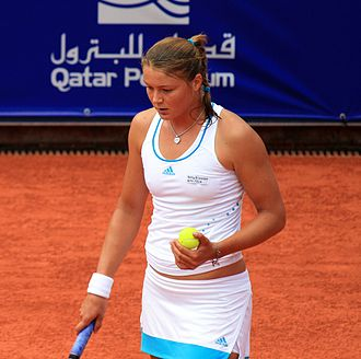 2009 WTA Tour - Dinara Safina held No. 1 for 26 weeks from April; and was two times Grand Slam finalist.