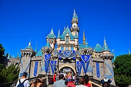 Disneyland in California marks its 60th anniversary (24808702529).jpg
