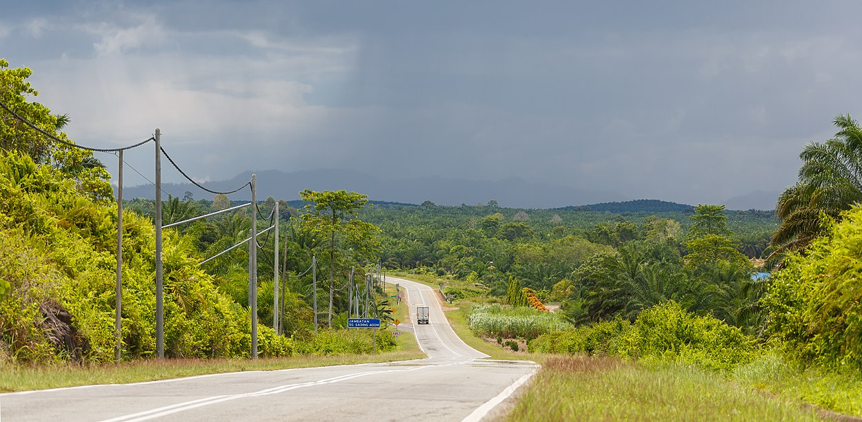 District-Semporna Sabah Semporna-Kunak-Road-01.jpg