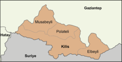 Districts of Kilis.png