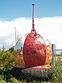 Disused buoy near boat compound, Wells - geograph.org.uk - 955904.jpg