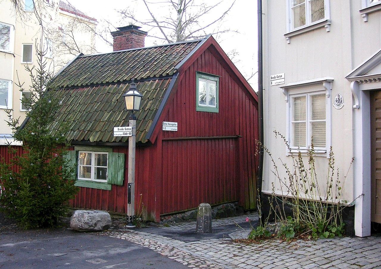 b7ab5e0439d6 Djurgårdskyrkan 17.30 Djg Hbf trad luciafirande: lucia Ella Forsberg,  därefter promenad åt SO+Breda Gatan th till Skampålen (stals 1849) ...