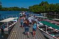 Dock, in the National Park La Restinga.jpg