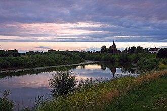Gelderland - View of Dodewaard