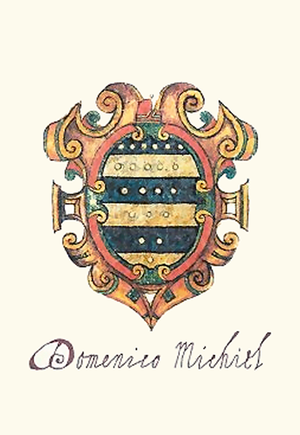 Domenico Michiel - Domenico Michele's coat of arms