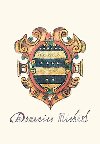 Domenico Michiel - Domenico Michele's coat of arms