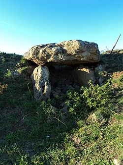 Image illustrative de l'article Dolmen de Mons