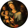 Domenico Beccafumi - The Holy Family with Young Saint John - WGA1549.jpg